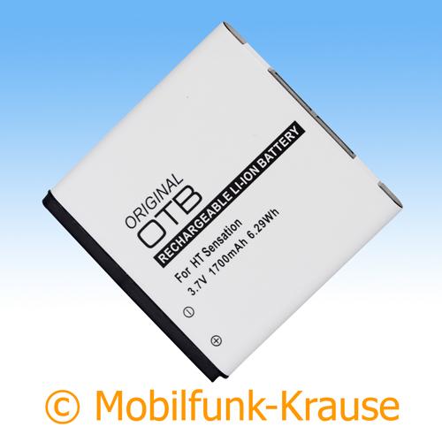 Akku für HTC Bunyip 1700mAh Li-Ionen (BA S640)