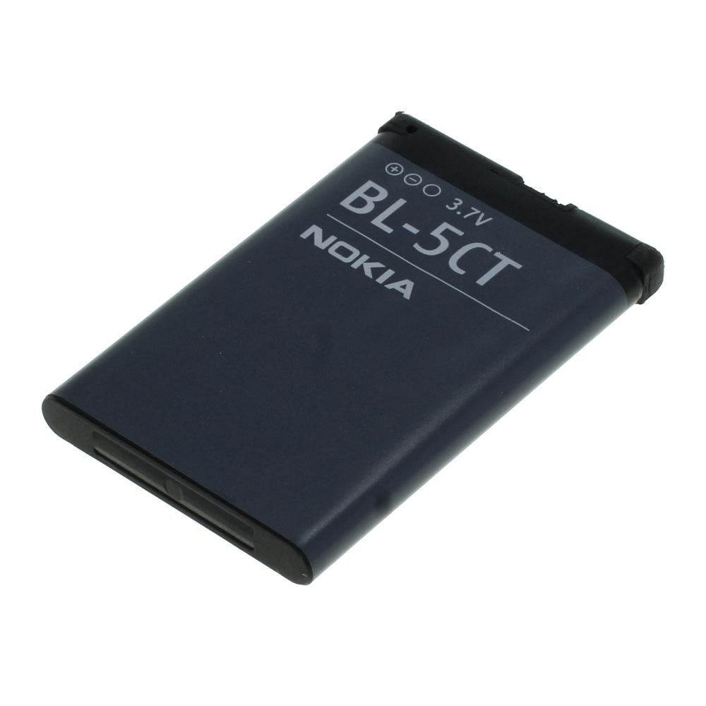 Original Akku für Nokia C5 1050mAh Li-Ionen (BL-5CT)