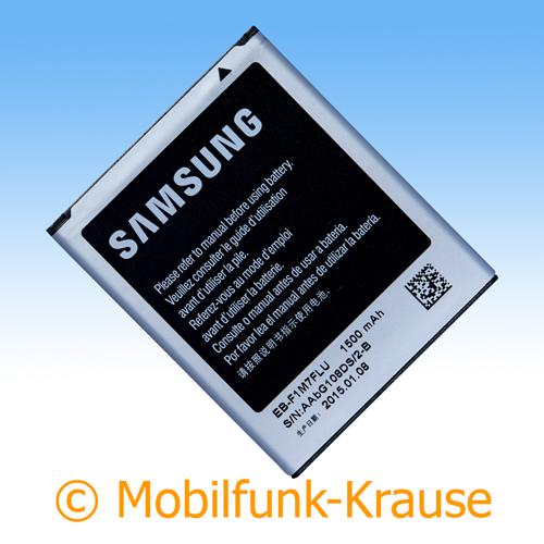 Original Akku für Samsung GT-I8190 / I8190 1500mAh Li-Ionen (EB-F1M7FLU)