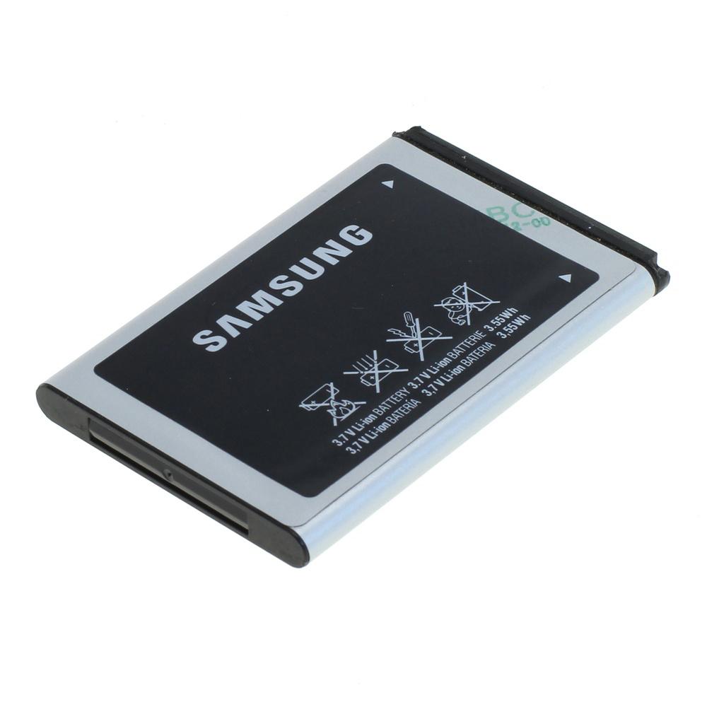 Original Akku für Samsung GT-C3780 / C3780 1000mAh Li-Ionen (AB463651BU)