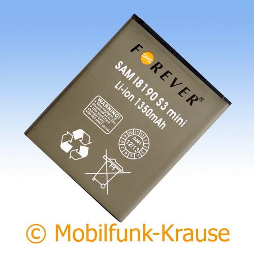 Akku für Samsung Galaxy S 3 Mini VE 1350mAh Li-Ionen (EB425161LU)