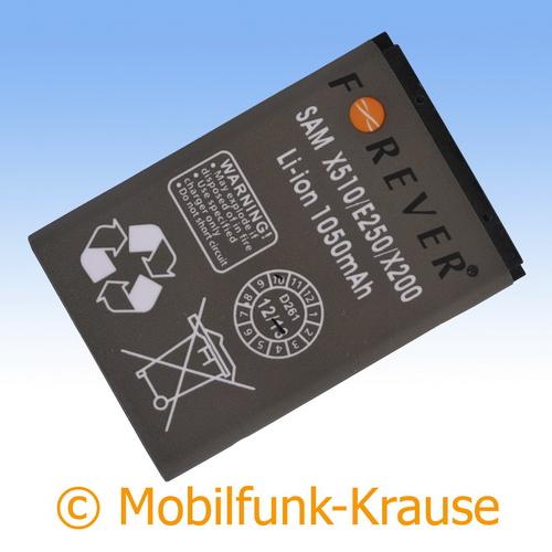 Akku für Samsung SGH-C270 1050mAh Li-Ionen (AB463446BU)