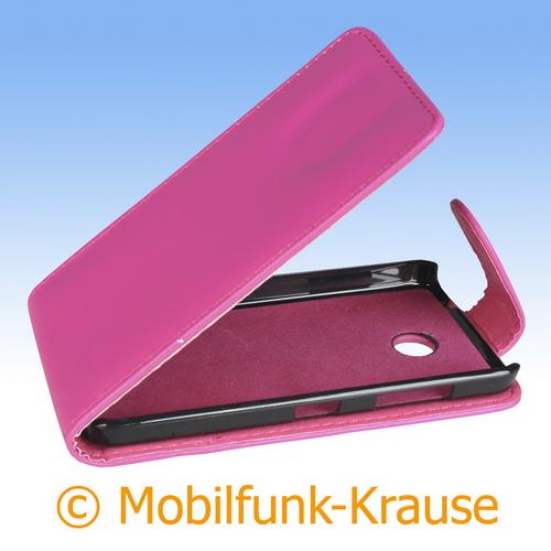 Flip Case für Nokia Lumia 630 (Pink)