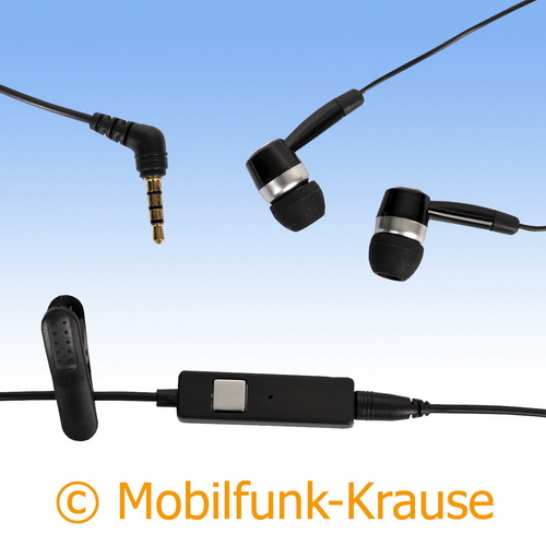Headset Stereo für Samsung Galaxy S 3 Mini VE