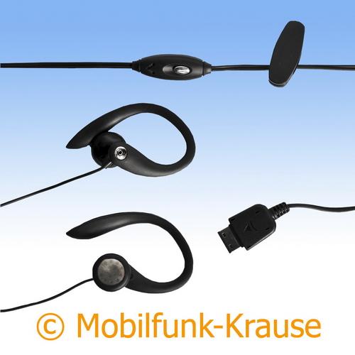 Headset Run Stereo für Samsung GT-E1200 / E1200