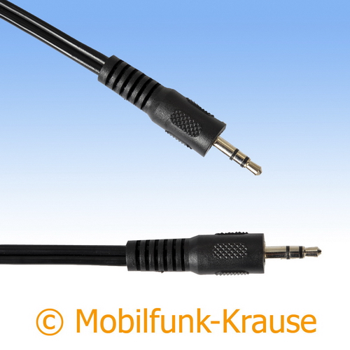 Musikkabel für Samsung Galaxy S 3 Mini VE